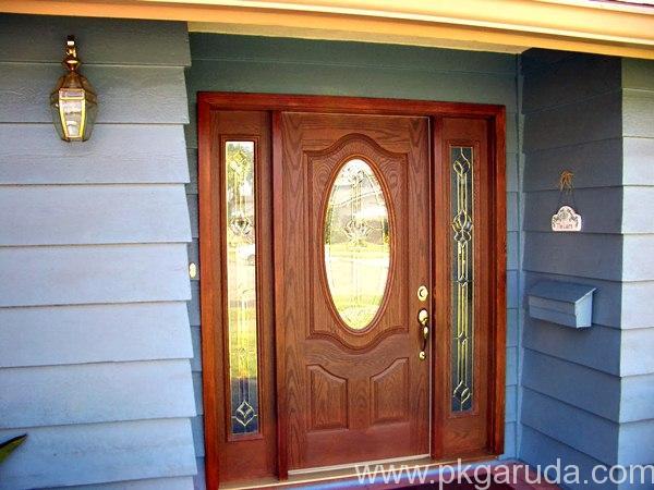 4 Tips Memilih Kayu Yang Baik Untuk Bahan Pintu Kayu