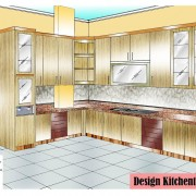 Design Kitchen Set
